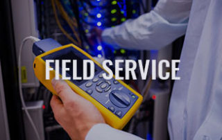 Field Service outsourcing options offered by oneservice