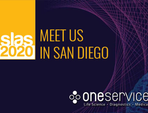 Meet oneservice at the SLAS 2020 in San Diego